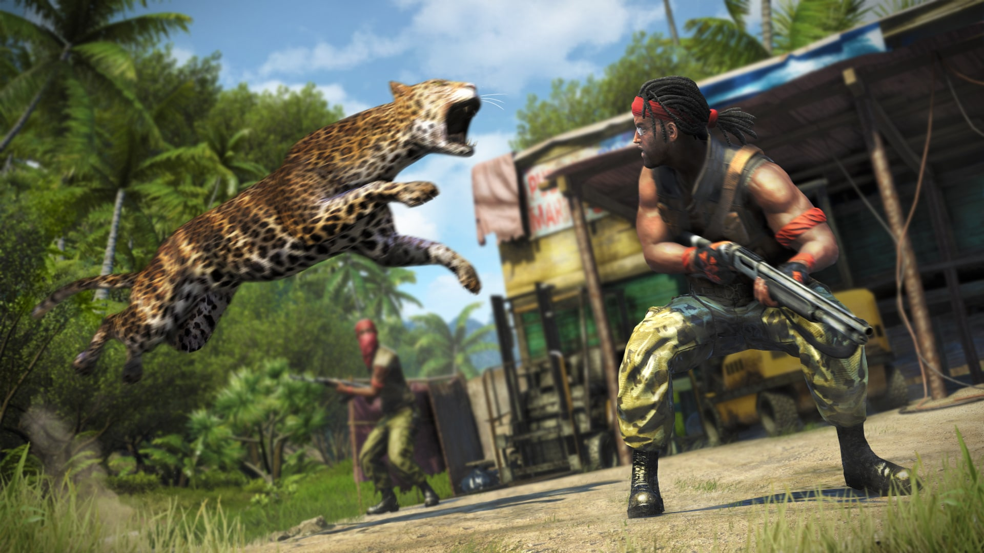 Far Cry 3 Classic Edition Ps4 In India